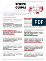 l'Identite Du Journal