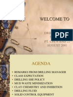 171137266 Welcome to Drilling Fluid Seminar CPI