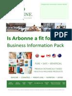 Arbonne Consultant Guide