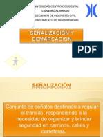 Señalizacion y Demarcacion