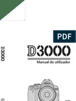 Manual Camera Nikon d3000