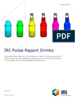 Pulse Report Drinks Q2-2014