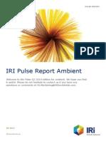 Pulse Report Ambient Q2-2014