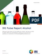 Pulse Report Alcohol Q2-2014