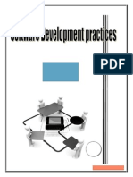 Software development practices