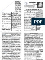 EMMANUEL Infos (Numéro 133 du 12 Octobre 2014)