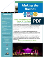 Making the Rounds newsletter - November 3 issue