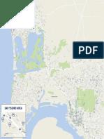 San Diego Bike Sharing Station Map