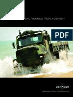 Oshkosh MTVR Brochure