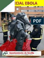 Revista Especial Ebola Bomberos Sevilla