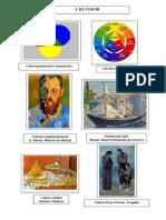 1. El Color. Tipos Cualidades y Valores Expresivos