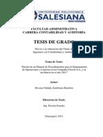 Compañia Circolo SA