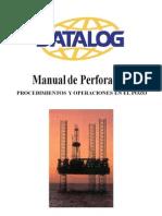 Manual de Perforacion Procedimientos y Operaciones en El Pozo-libre