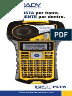 BMP21-PLUS Printer Brochure Latin America