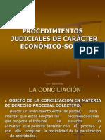 D. Procesal Laboral