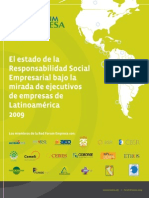 El Estado de La RSE en America Latina