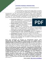 2. Complexidade e Mudança Organizacional