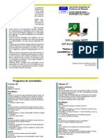 Programa XVII Jornadas SAPFI 2014