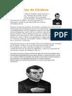 Fray Matías de Córdova