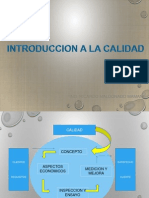 Introduccion Ala Calidad