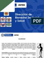 Convenios Ministerio de Defensa 03-03-14