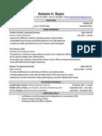 AntonioReyesResume 2014.pdf