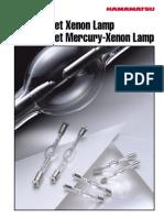 catalog lampi Xe-Hg