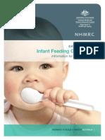 n56 infant feeding guidelines