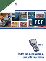 BMP41 Printer Brochure Latin America Brady