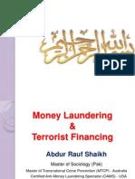 Method of Money laudering