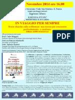 Locandina Presentazione Libro KSENIJA STOJIC