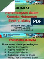 Kuliah Waj 3106 - m14 (Perlembagaan Dalam Konteks Hubungan Etnik Di Malaysia v2)