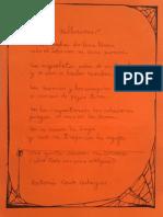 Pareados Día de Difuntos 2014-15 CEIP O CASTIÑEIRO
