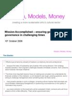Governance Roadshow Master Presentation (MMM 2006)