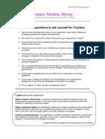 Top Ten Governance Questions (MMM 2006)