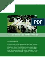 09. Capitulo 7. Politicas Ambientales