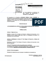 Proyecto de Ley Nº 3895/2014-CR
