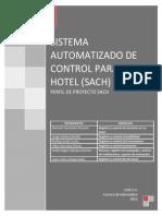 Sistema Hotel