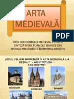 Arta Medievala - Stilul Gotic Si Romanic