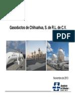 GASODUCTOS - Gasoductos de Chihuahua