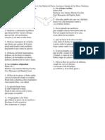 31° Lunes Ordinario Ciclo A. San Martín de Porres. Lecturas y Liturgia de las Horas. Partituras