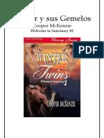 Cooper McKenzie -Welcome to Sanctuary 02 - Winter y Sus Gemelos