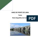 Hino de Ponte de Lima