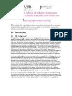 MMM kick-off research (Key competencies, 2005)