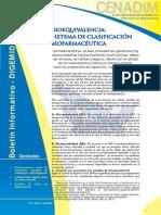 Sistema de Clasificacion Biofarmaceutica