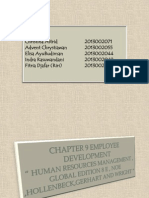 Employee Development And Succession Plan