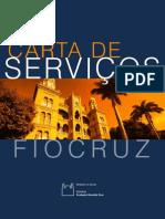 Carta de Serviços FIOCRUZ_2014