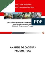 1. Analisis de La Cadena Productiva