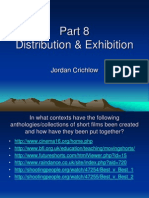 Part 8 - Distribution & Exhibition
