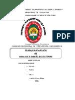 Modelo Final Presentacion de Proyectode Analisis y Diseño